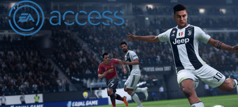 EA Access PlayStation 4
