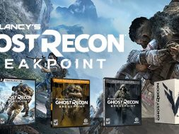 Ediciones de Tom Clancys Ghost Recon Breakpoint