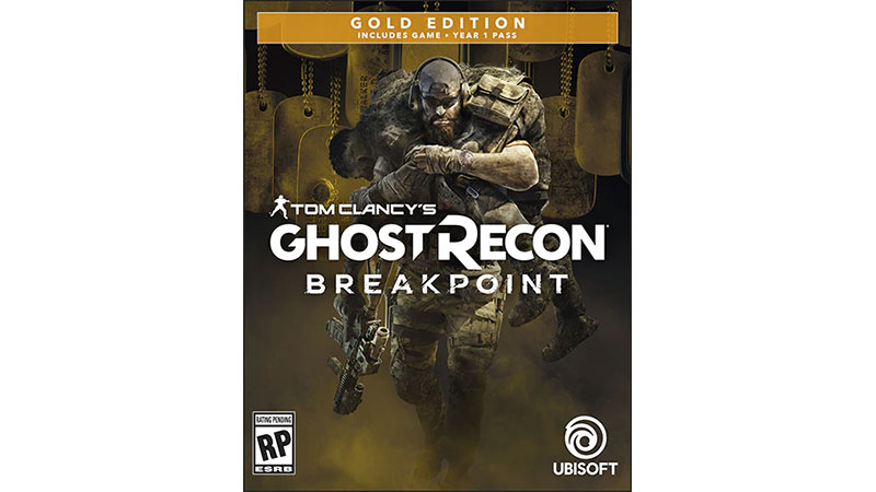 Ediciones de Tom Clancys Ghost Recon Breakpoint Gold