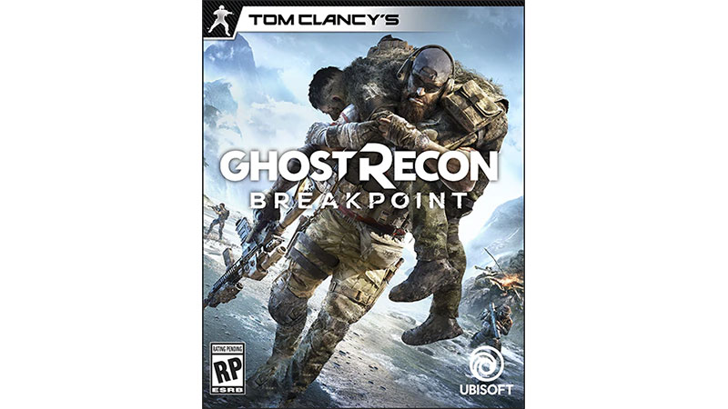 Ediciones de Tom Clancys Ghost Recon Breakpoint Standard