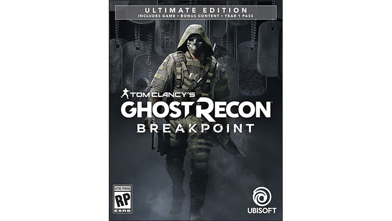 Ediciones de Tom Clancys Ghost Recon Breakpoint Ultimate