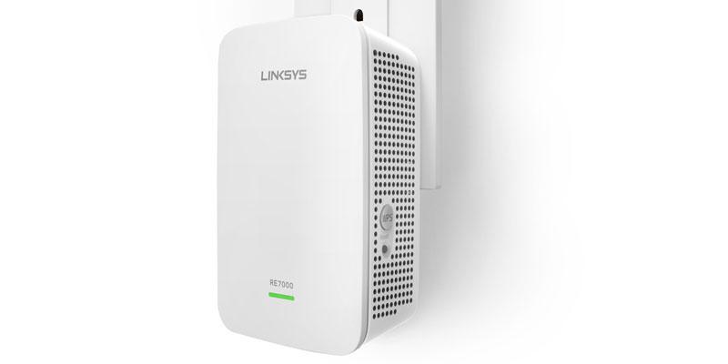 Extensor Wi-Fi Linksys RE7000