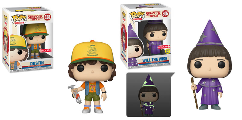 Funko Pop Dustin Funko Pop Will the Wise Target