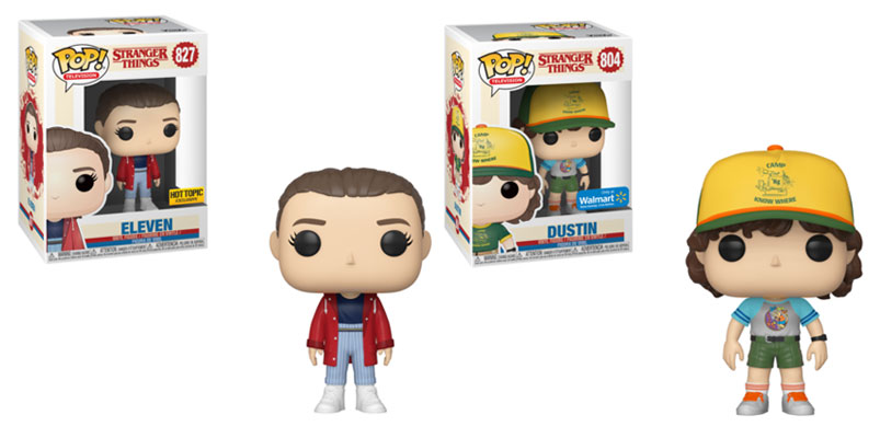 Funko Pop Eleven Funko Pop Dustin Hot Topic