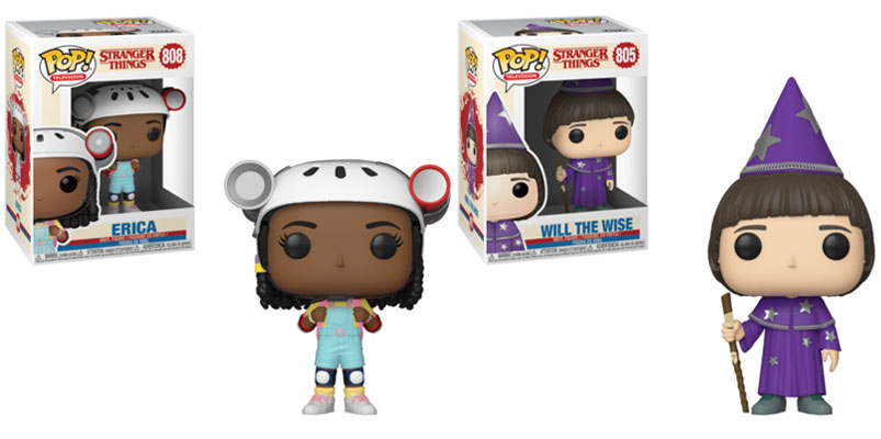 Funko Pop Erica Funko Pop Will the Wise