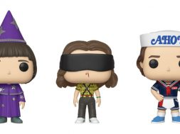 Funko Stranger Things Temporada 3