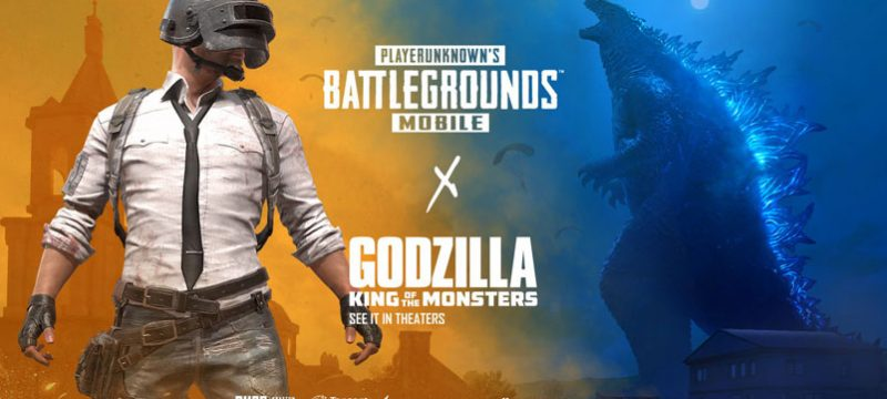 Godzilla King of the Monsters PUBG Mobile