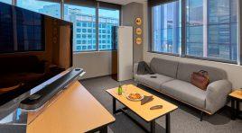 La Habitación City Premios cuenta con lo último en tecnología de LG