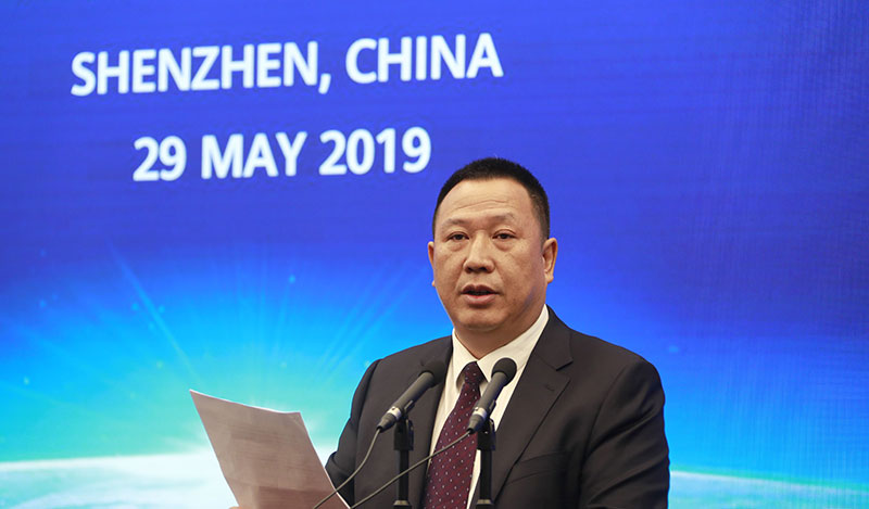 Huawei Estados Unidos Song Liuping