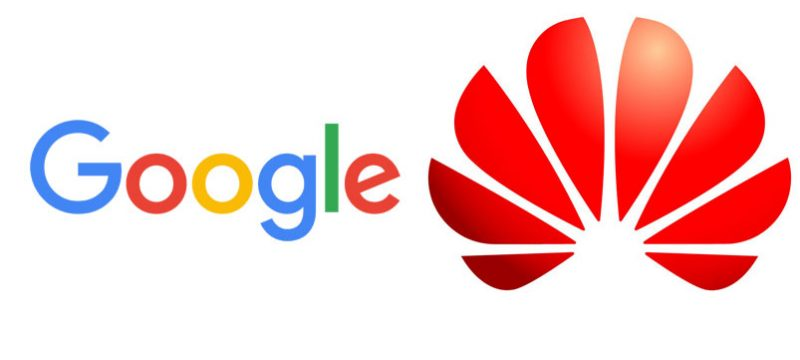 Huawei Google apoyo