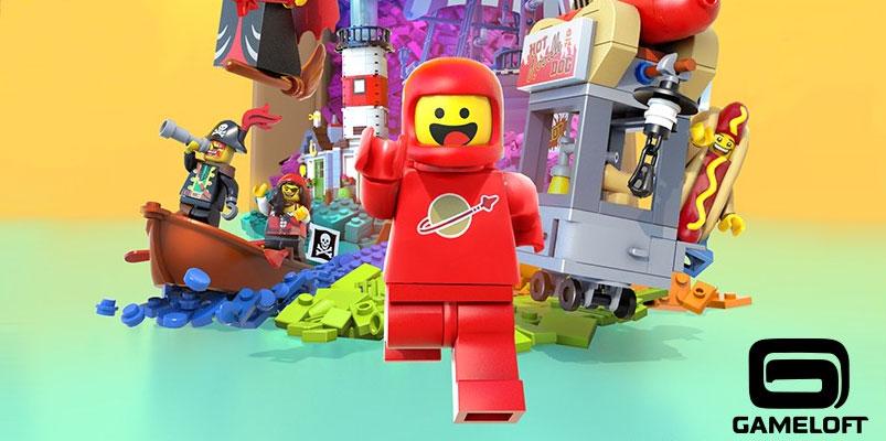 LEGO Legacy: Heroes Unboxed es el nuevo juego móvil de Gameloft