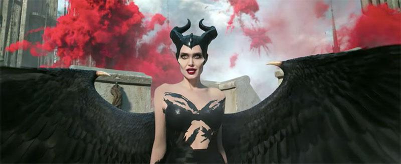 Maleficent Mistress of Evil Angelina Jolie
