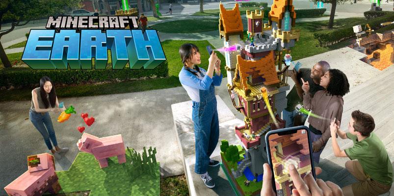 Minecraft celebra 10 años con nuevo juego: Minecraft Earth