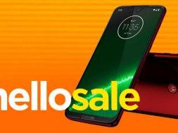 Motorola Hot Sale descuentos