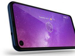 Motorola One Vision Mexico