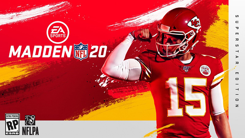 NFL Madden 20 Factor-X Superestrellas