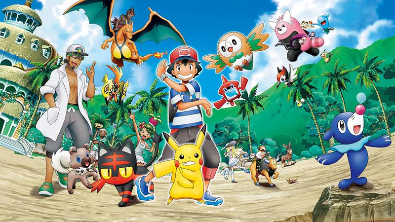 Pokemon Netflix junio 2019