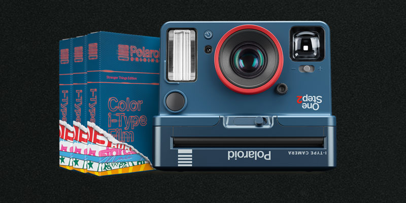 Polaroid Originals OneStep 2 Stranger Things Hawkins peliculas