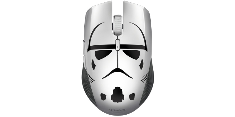 Razer Atheris Wireless Mouse Stormtrooper
