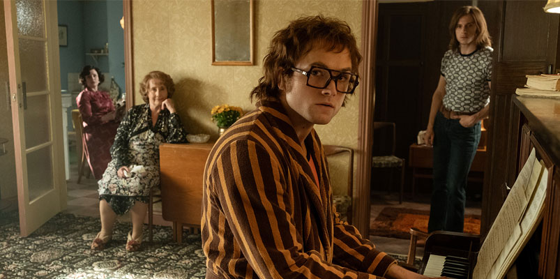 Disfruta ahora mismo de Rocketman: Music From The Motion Picture