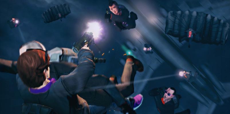 Momentos memorables 2 de Saints Row: The Third para Nintendo Switch