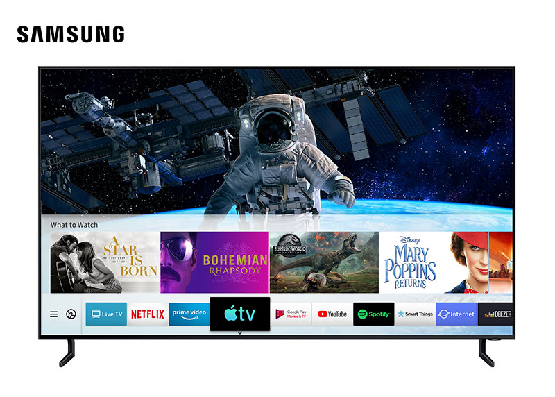 Samsung Apple TV