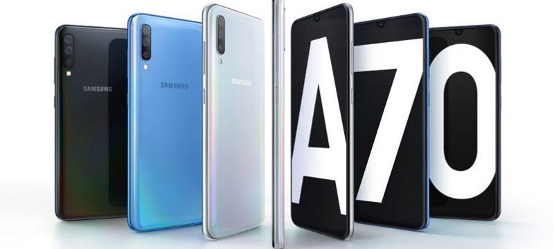 Samsung Galaxy A70 precio
