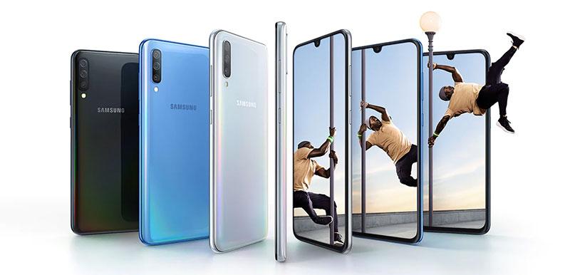 Samsung Galaxy A70 precio mexico