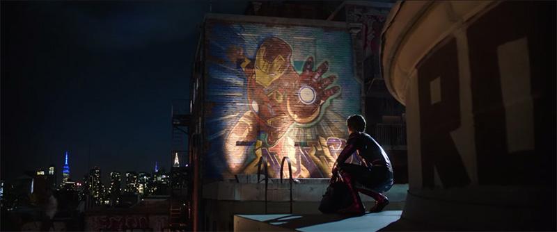 Spider-Man Far From Home spoilers Endgame trailer