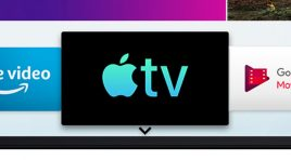 El contenido de Apple TV en los televisores inteligentes de Samsung