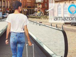 Amazon Alexa KLM