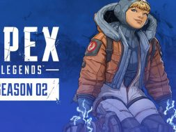 Apex Legends Temporada 2 Natalie Wattson Paquette