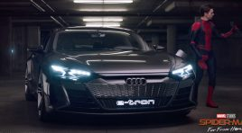 Audi salva el proyecto de ciencias de Peter Parker
