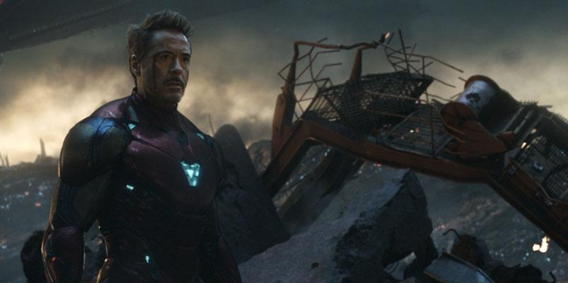 Avengers: Endgame supera 24 millones de espectadores en México