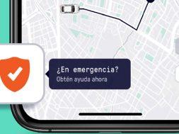 Boton emergencia Beat
