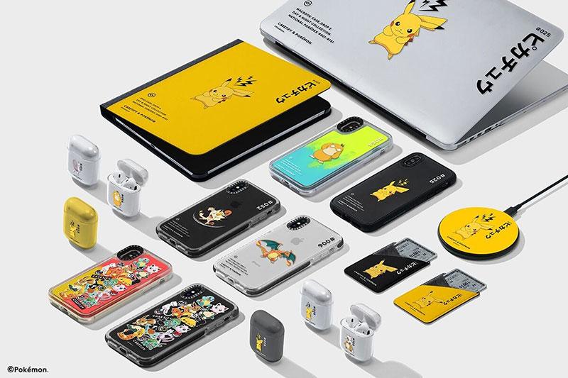 CASETiFY Pokemon Serie 2 coleccion