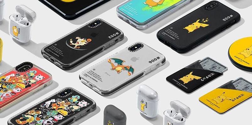 CASETiFY presenta la segunda colección de accesorios de Pokémon