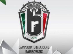 Campeonato Mexicano de Rainbow Six logos