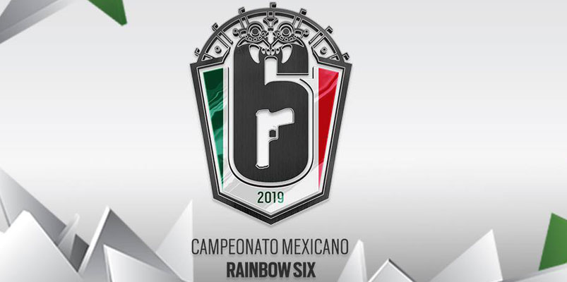 Boletos para la final del Campeonato Mexicano de Rainbow Six 2019