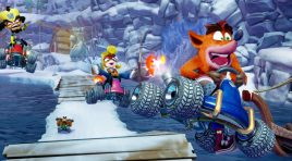 Crash Team Racing Nitro-Fueled ya está listo para correr