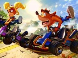 Crash Team Racing Nitro Fueled lanzamiento