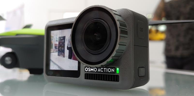 DJI Osmo Action ya está en México y así fue el primer contacto