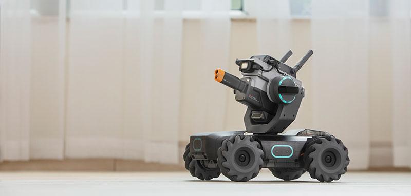 DJI RoboMaster S1 casa