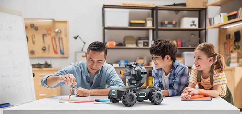 DJI RoboMaster S1 educacion