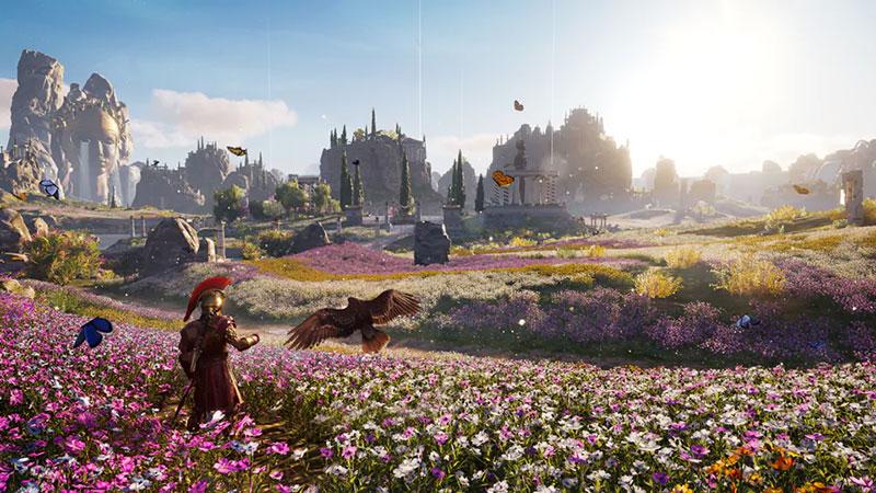Discovery Tour: Ancient Greece gratis para Assassin's Creed Odyssey