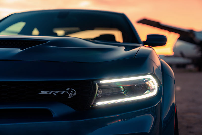 Dodge Charger SRT Hellcat Widebody 2020 LED