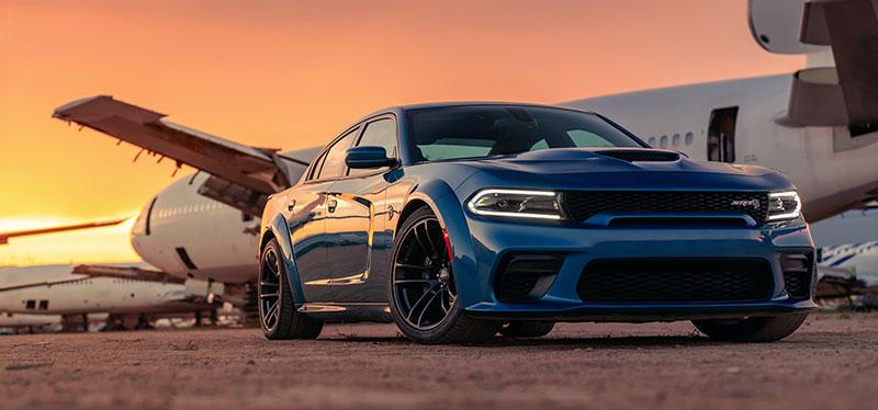 Dodge Charger SRT Hellcat Widebody 2020 costado