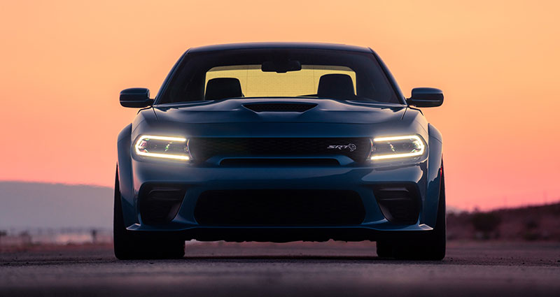 Dodge Charger SRT Hellcat Widebody 2020 frontal