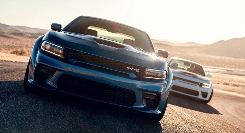 Dodge Charger SRT Hellcat Widebody 2020 pista