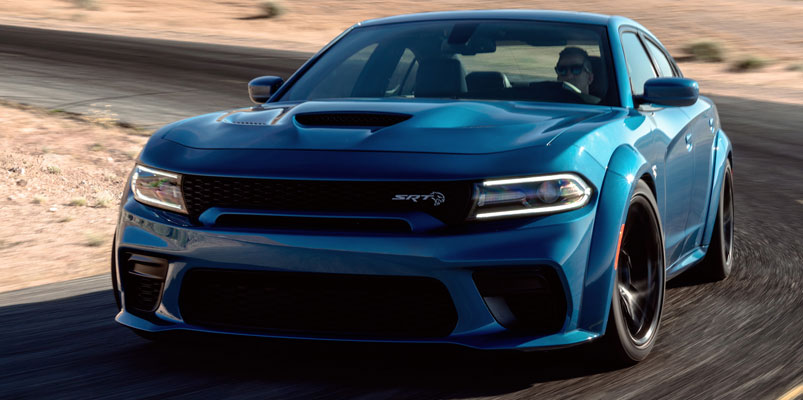 Dodge presenta al salvaje Charger SRT Hellcat Widebody 2020
